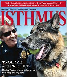 Chris_Imus Isthmus Cover