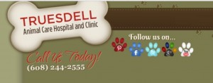 Truesdell Animal Care Logo